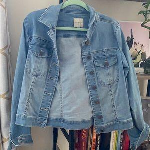 Liverpool Jean Company Jean Jacket
